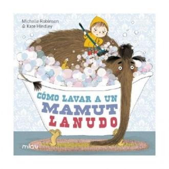 Como lavar un mamut lanudo